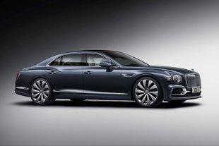 Bentley Flying Spur. Luksusowa limuzyna zaprezentowana