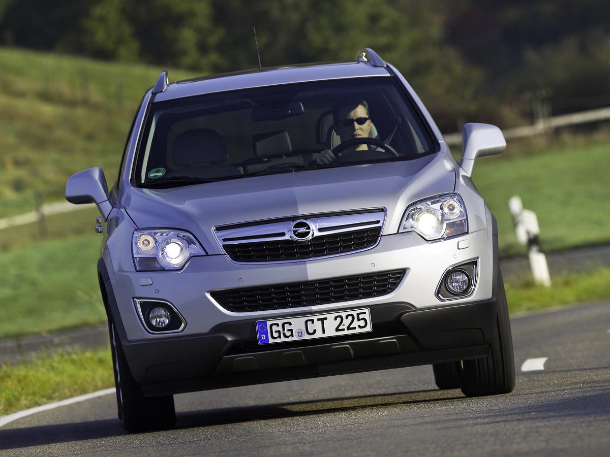 Opel Antara / Fot. Opel