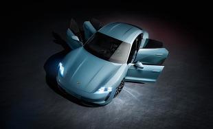 Porsche Taycan. Nowy wariant elektrycznego modelu