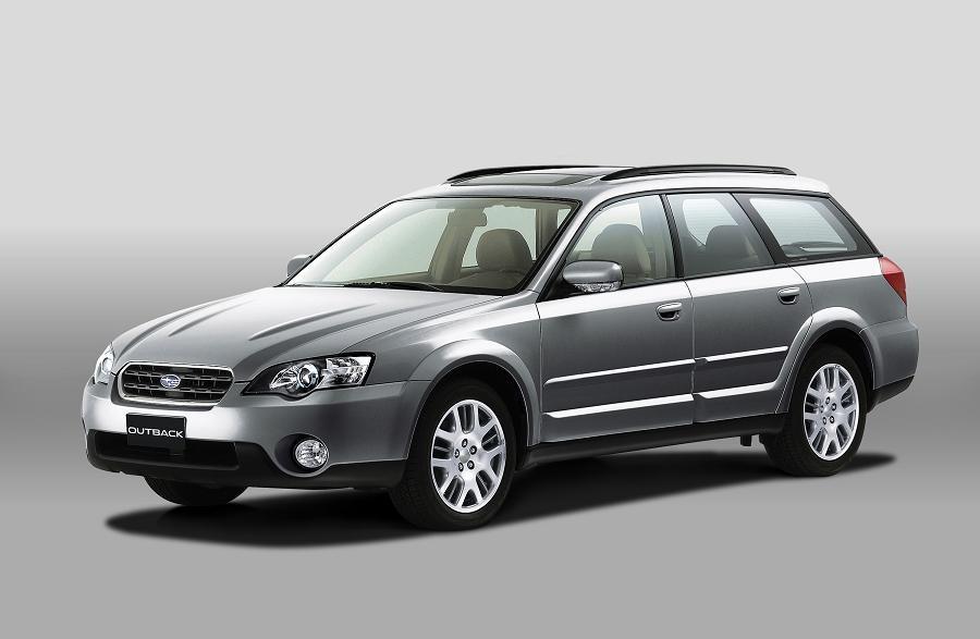 Subaru Legacy Outback Do Serwisu Fot Subaru Galeria