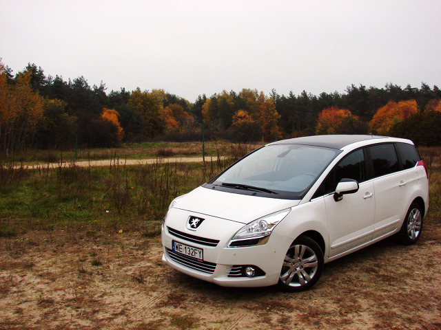 zdjęcie Peugeot 5008 HDi