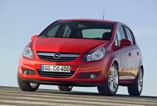 Opel Corsa D (2006 - teraz)