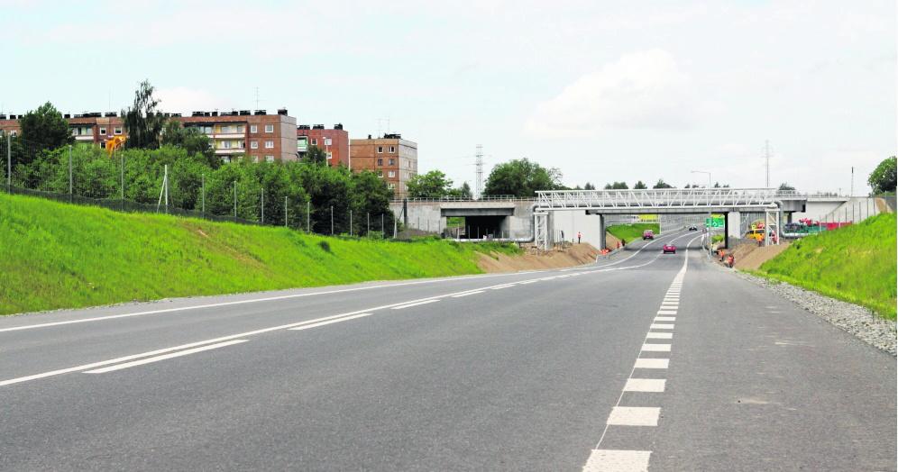 Obwodnica Jastrzębia zostanie otwarta 8 lipca  Fot: ARC