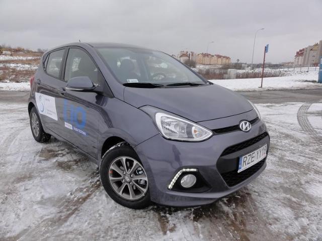 Testujemy: Hyundai i10 – maluch klasy premium