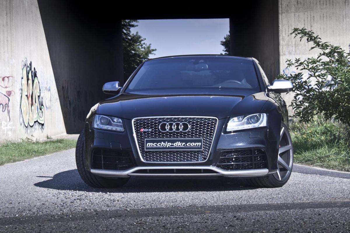 Audi RS5 / Fot. McChip-DKR