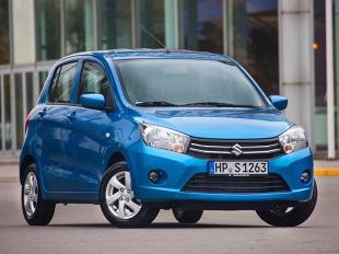 Suzuki Celerio (2014 - teraz)
