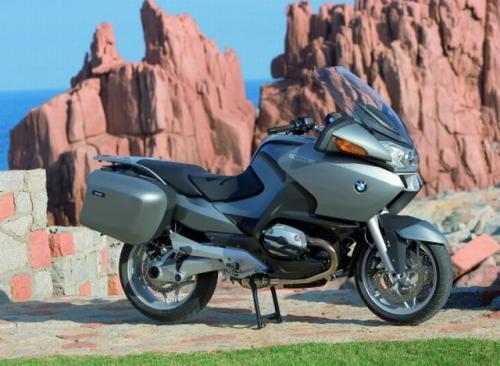 Fot. BMW: Model 1200RT