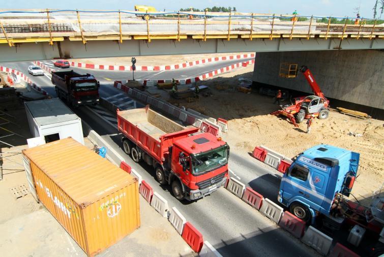 Autostrada A1 - obwodnica Torunia będzie bezpłatna?