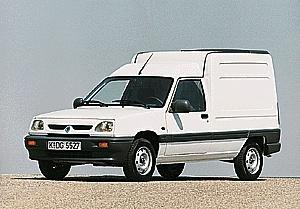 Renault Rapid (1984 - 1998) Furgon
