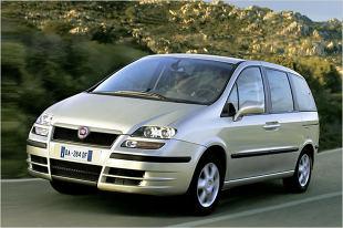 Fiat Ulysse II (2002 - 2010) Van