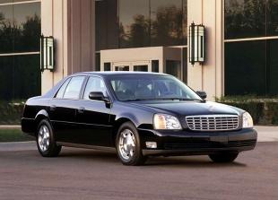Cadillac DeVille XII (1999 - 2005) Sedan