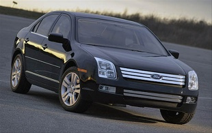 Ford Fusion (2002 - 2012)