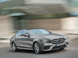 Mercedes-Benz Klasa E W213 (2016 - teraz)