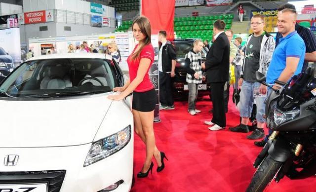 Bydgoszcz: Targi motoryzacyjne Auto-Show 2012 w ten weekend