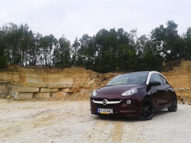 Opel Adam, Fot: Przemysław Pepla