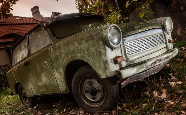 "Trabant 601 ""Glon"""