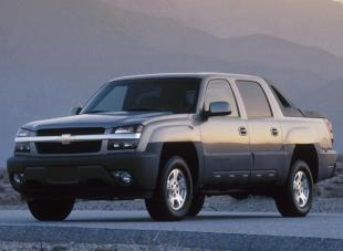 Chevrolet Avalanche I (GMT 800) (2001 - 2006) Pickup