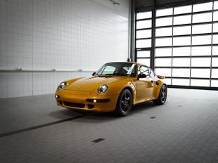 Porsche 911 Turbo Classic Series. Ile kosztuje jedyny taki egzemplarz?
