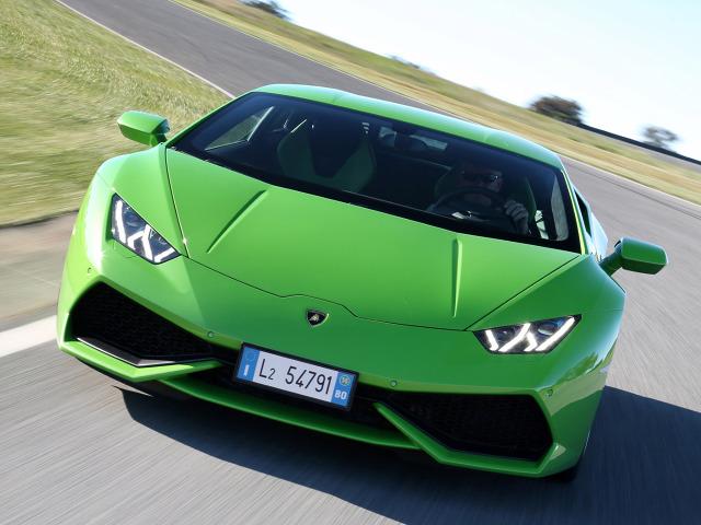 Lamborghini Huracan / Fot. Lamborghini