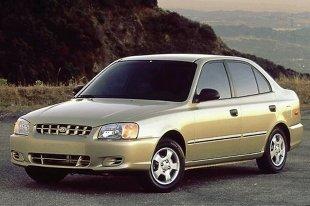 Hyundai Accent II (2000 - 2005) Sedan