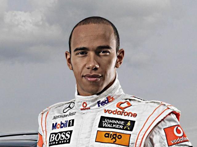 GP Chin - zwycięstwo Hamiltona