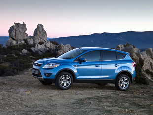 Ford Kuga (2008 - 2010) / Fot. Ford