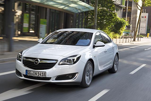 Opel Insignia / Fot. Opel