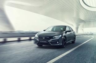 Honda Civic. Producent zapowiada zmiany w modelu na 2020 rok