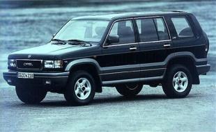 Opel Monterey I (1991 - 1997) Terenowy