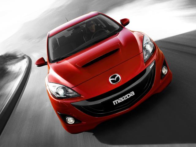 zdjęcie Mazda 3 MPS