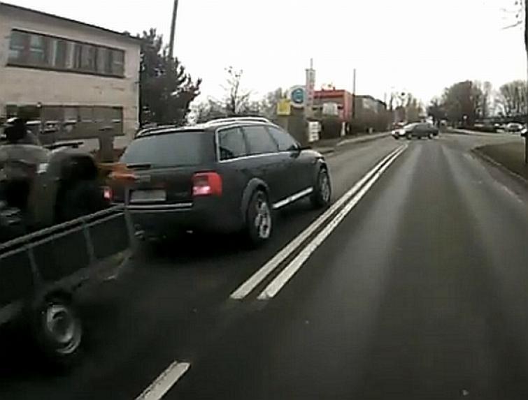Ulice Opola, czyli jak kierowcy jeżdżą po mieście