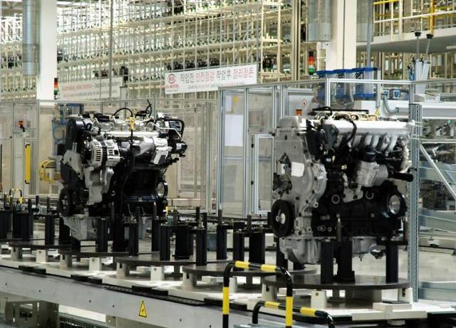 Nowy zakład produkujący silniki w słowackiej fabryce Kia
