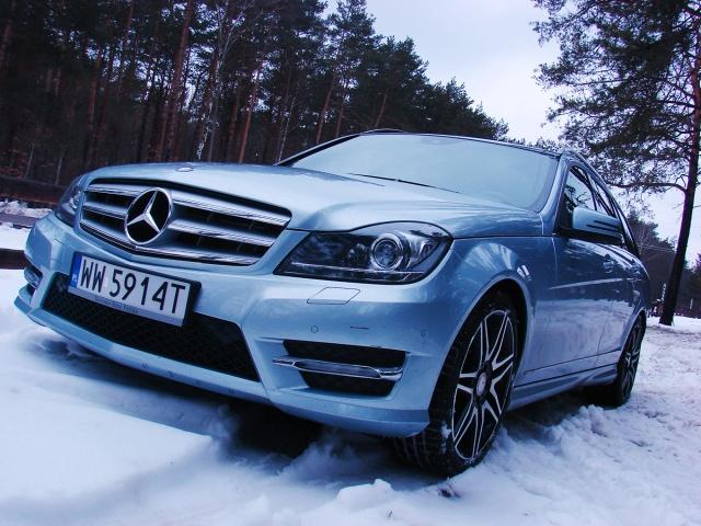 zdjęcie Mercedes C180 Kombi