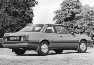 Mazda 626 II (1982 - 1987) Coupe