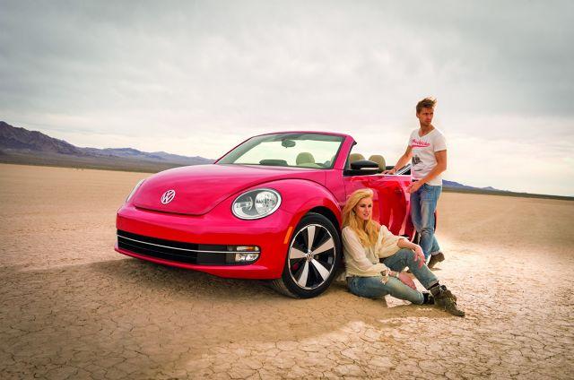 zdjęcie Volkswagen Beetle Cabriolet