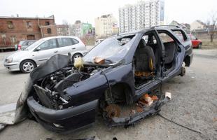 Samochód używany. Kiedy szkoda jest całkowita i co to oznacza?