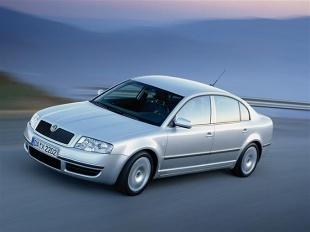 Skoda Superb I (2001 - 2008) Sedan