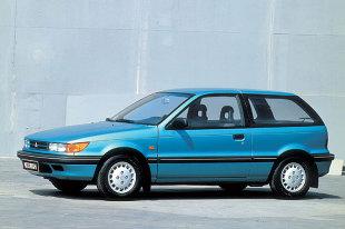 Mitsubishi Colt III (1988 - 1992) Hatchback