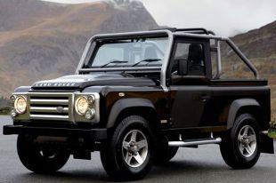 Land Rover Defender III (2007 - teraz) Pickup