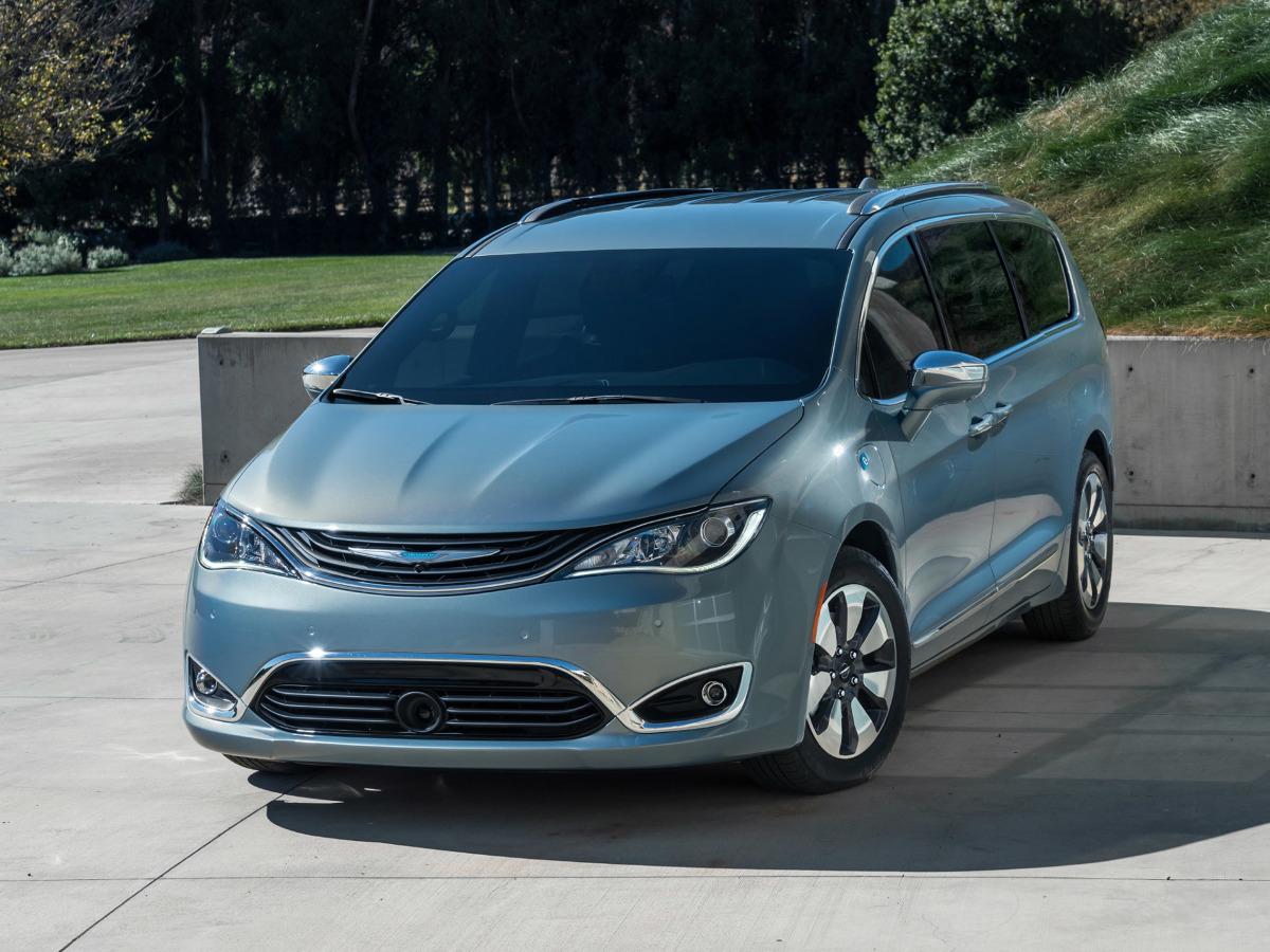 Chrysler Pacifica / Fot. Chrysler