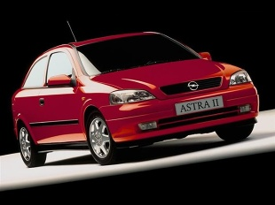 Opel Astra G (1998 - 2009) Hatchback