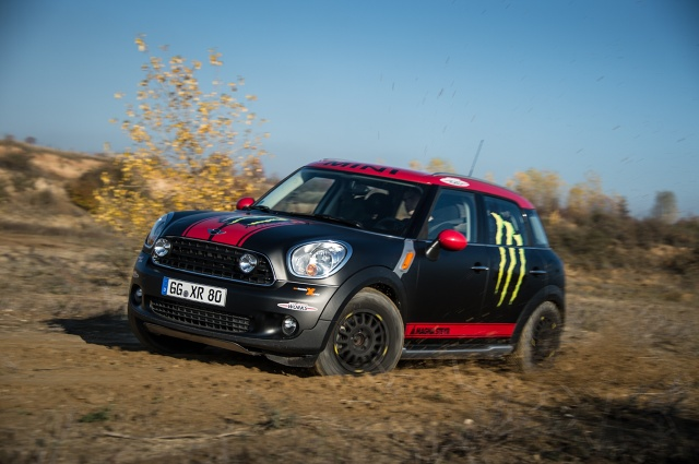 MINI Countryman off-road design, Fot: Mini