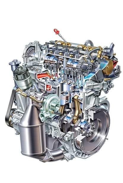 Silnik 1.3_MultiJet  Fot. FIAT