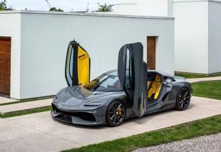 Salon marki Koenigsegg w Katowicach. Te auta kosztują nawet 1,7 mln dolarów za sztukę