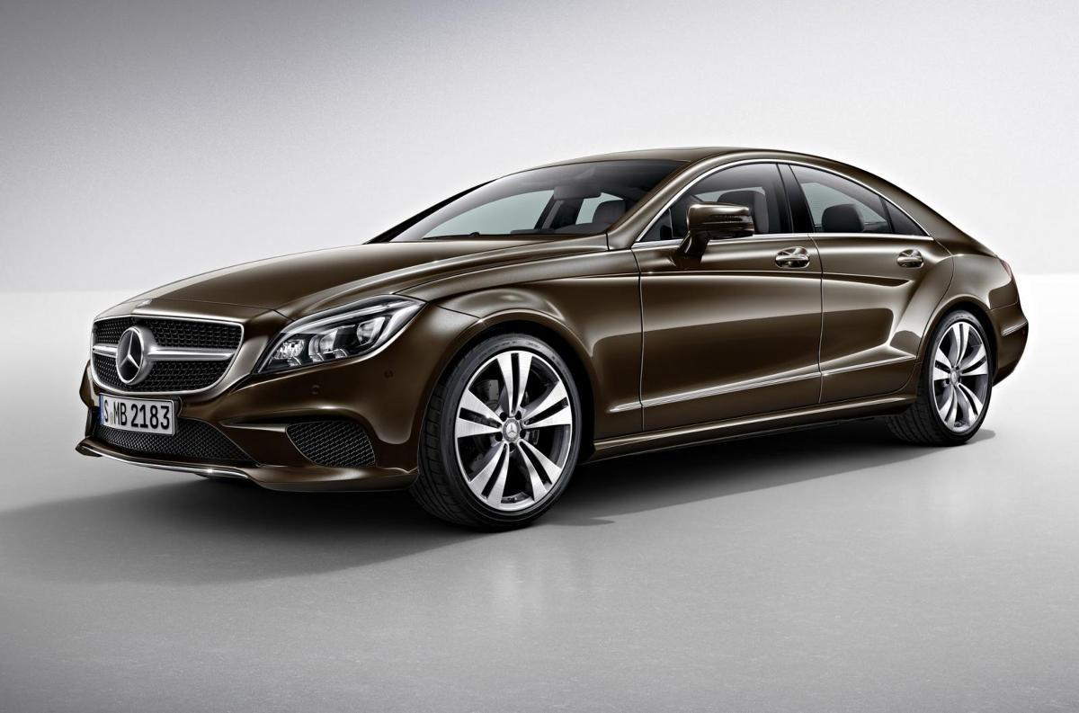 Mercedes-Benz CLS Sport / Fot.  Mercedes-Benz