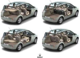 renault scenic 1 6. Black Bedroom Furniture Sets. Home Design Ideas