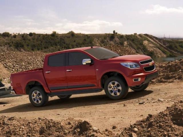 Chevrolet Colorado - nowy pick-up z Tajlandii