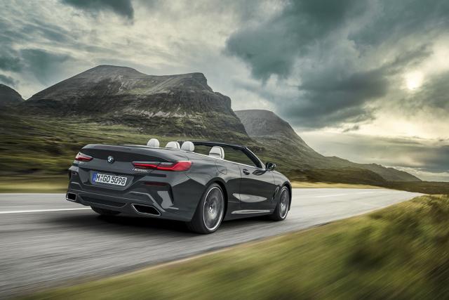 zdjęcie BMW SERIA 8