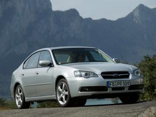 Używane Subaru Legacy IV. Limuzyna z charakterem