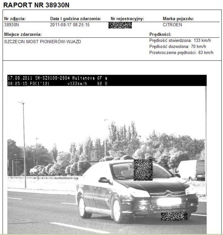 Piraci drogowi w Szczecinie. Oni zapłacą najwięcej [galeria zdjęć]
